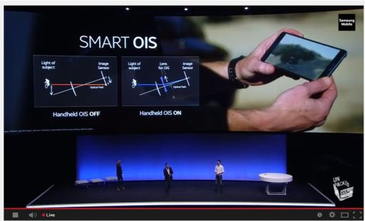 Smart Optical Image Stabilization Improved Rear Facing Camera Capability On The Samsung Galaxy Note 4 IFA Berlin JUUCHINI