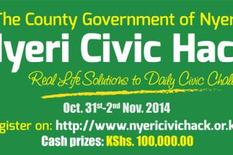 Nyeri County Civic Hack JUUCHINI