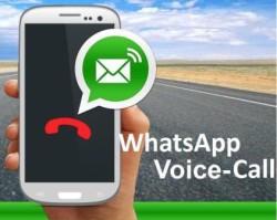 WHATSAPP USERS TO GET VOICE CALL SERVICE JUUCHINI