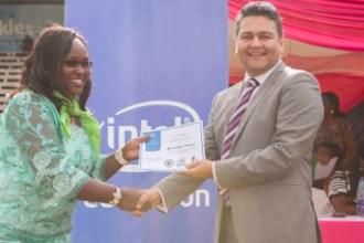 INTEL TRAINS 400 WOMEN ON ICT JUUCHINI