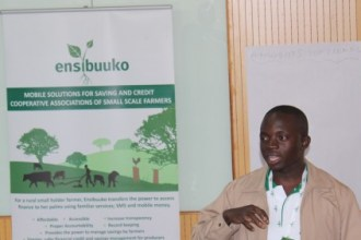 ENSIBUUKO GETS GLOBAL RECOGNITION AND 1 MILLION FUNDING