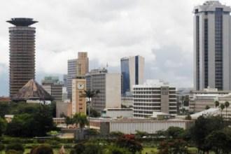 NAIROBI IS BEST AFRICAN CITY