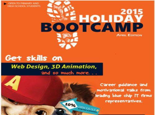 @iLabAfrica TO HOST THE APRIL EDITION OF ITS HOLIDAY BOOTCAMP