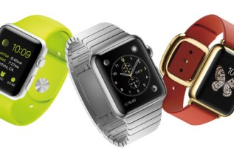 APPLE RIDS FITNESS BANDS AHEAD OF APPLE WATCH