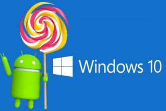 HOW MICROSOFT WANTS TO BRING WINDOWS 10 TO ANDROID