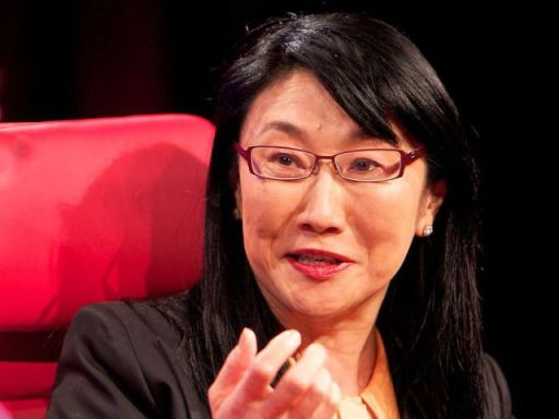 HTC's Co-Founder And Chairperson Cher Wang. She Is The New CEO.