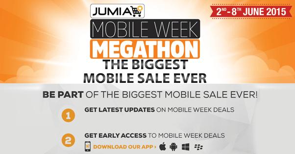 Jumia Mobile Week Kenya