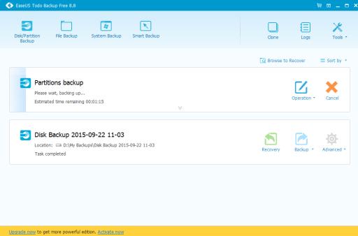 EaseUs ToDo Backup Software Partition Tool JUUCHINI