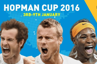 Tennis Hopman Cup Exclusive On StarTimes