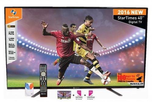 StarTimes Has A 40″ LED TV For Sale On Jumia   JUUCHINI