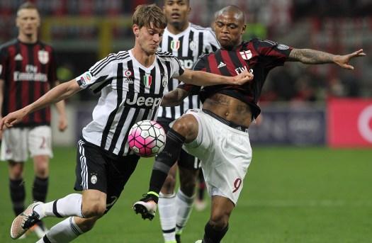 AC Milan 1-2 Juventus Match Report -Juvefc.com
