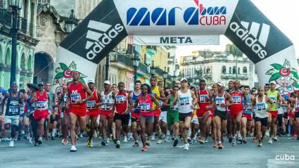 Maratón de La Habana
