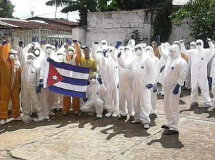 Colaboración médica cubana