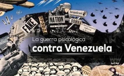 La guerra contra Venezuela es multidimensional