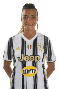 Roster - Juventus Women's First Team Squad