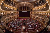 """En el estreno """"Turandot"""", septiembre 2017. Juventus Lyrica"""