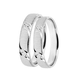 DOOSTI Partnerring 925/- Silber