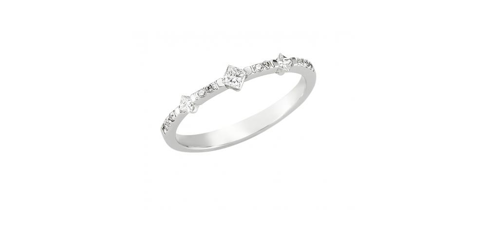 Solitaire Ring Umarmen Mit 0 15ct Diamant Trauringwelt