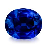 Blauwe Saffier
