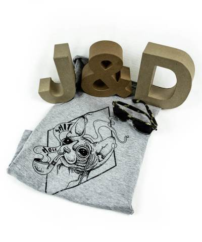 JUX & DOLLEREI | Handprinted clothes with vegan colors