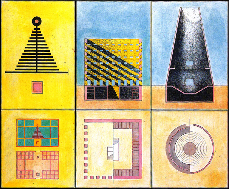 Drawings and Sketches by Italian Architect Aldo Rossi: Aldo-Rossi.jpeg