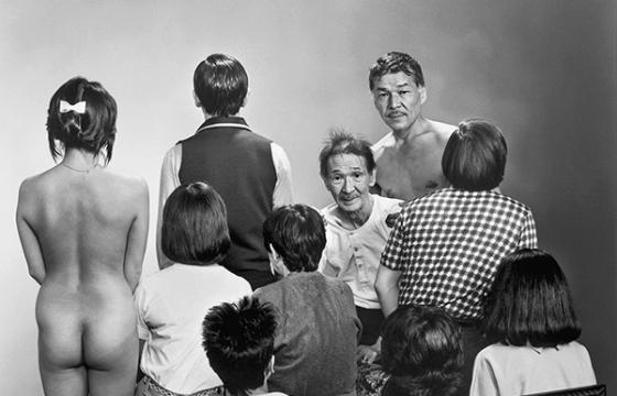 Juxtapoz Magazine - Masahisa Fukase's Family Photos