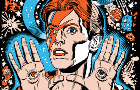 Illustrations by Pop Art Prince Mitch O'Connell