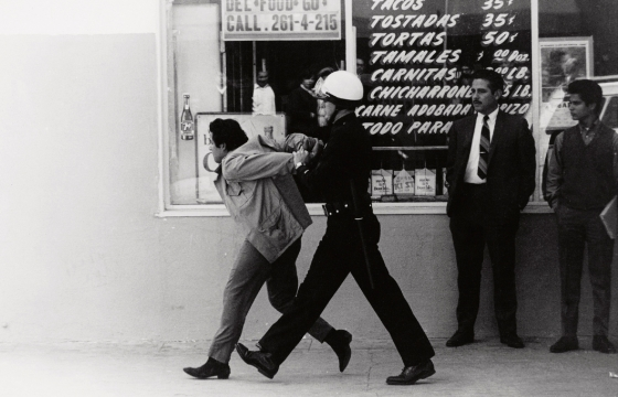 Juxtapoz Magazine - Double Vision: The Photography of George Rodriguez