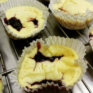 backen ksekuchen muffins lecker