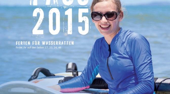 Ferienpass 2015 – Kanuschnupperkurs
