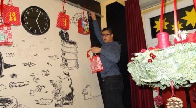 Adventskalender im Jung-Lü-Huus