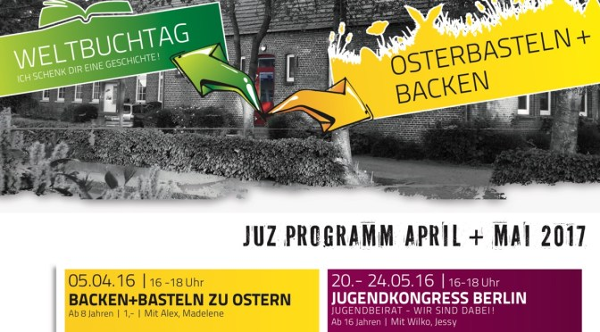 Unser Frühlingsprogramm 2017