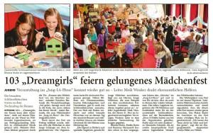 Mädchenfest_Presseartikel