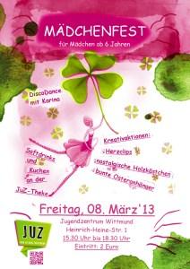 Mädchenfest