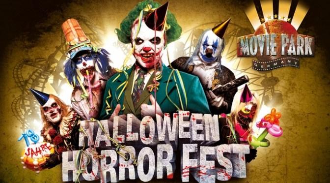 Fahrt zum Moviepark – Halloween-Horror-Special