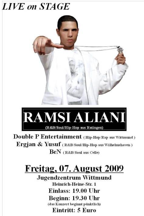 Ramsi Plakat