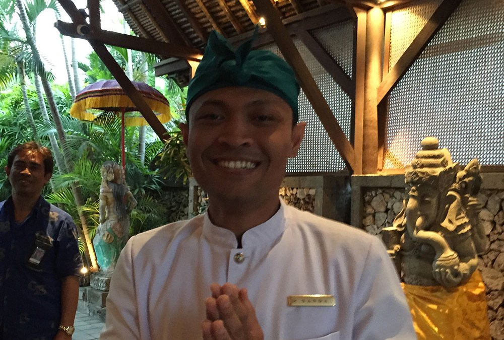 Bali, épisode 1/5 : entrer en contact – l'inclusion