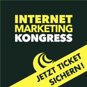 IMK19 - Tickets kaufen - Internet Marketing Kongress 2019