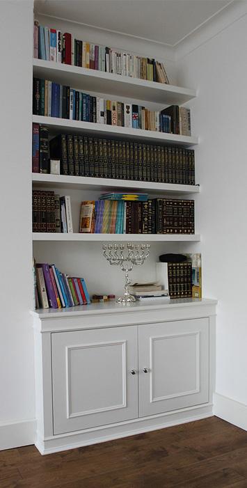 Chunky Floating Shelves
