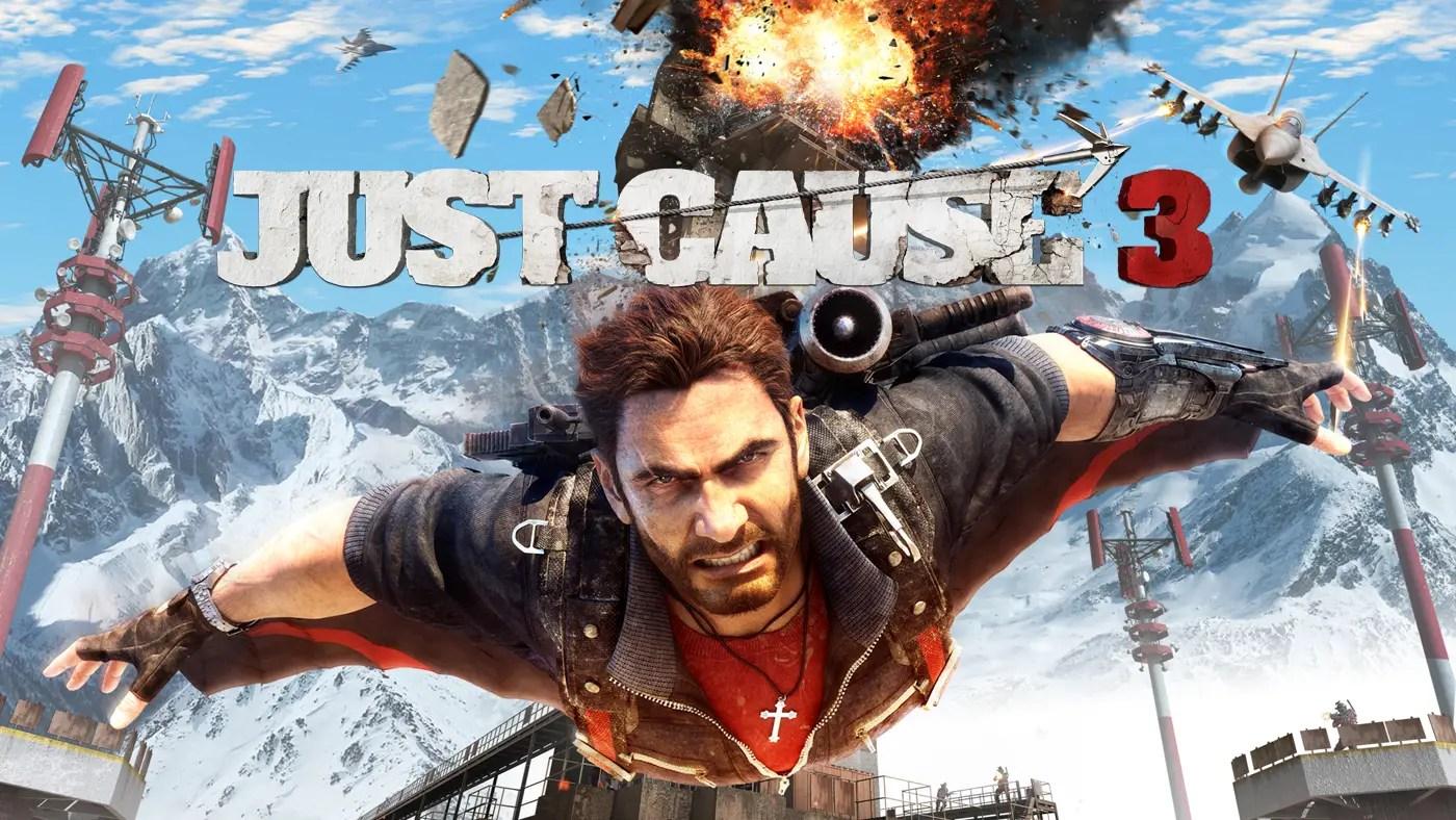 Test Just Cause 3 Sur PS4 JVFrance