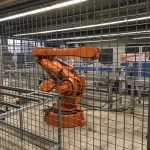 J. v. G. Thoma completes two new robot layups for DESERT solar panel production in Turkey