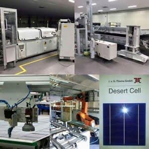 Kasachstan – DESERT factory