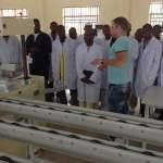 Solar plant in Nigeria