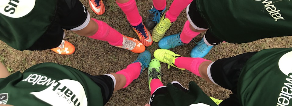 Jeffersonville Soccer Club Supports Breast Cancer Awareness