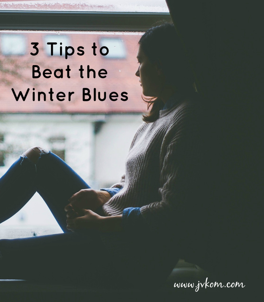 JVKom Chronicles: How to Beat the Winter Blues [Monthly Coffee at High-Heeled Love]