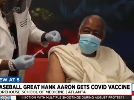 Hank Aaron Euthanized