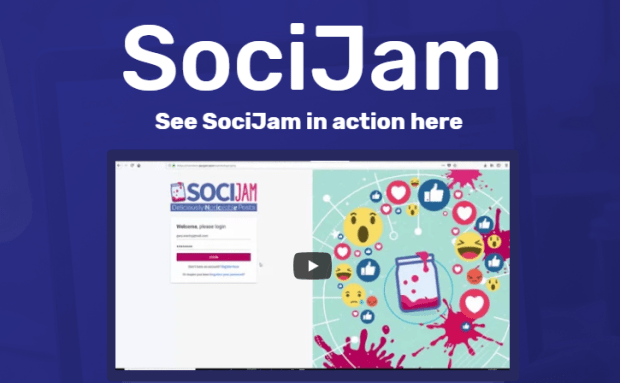 SociJam Styling System Software by Cindy Donovan