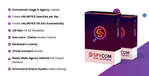 SpyCom PRO Advance Version Upgrade OTO
