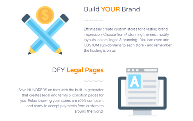 AffiliStores PRO Store Builder by Glynn Kosky