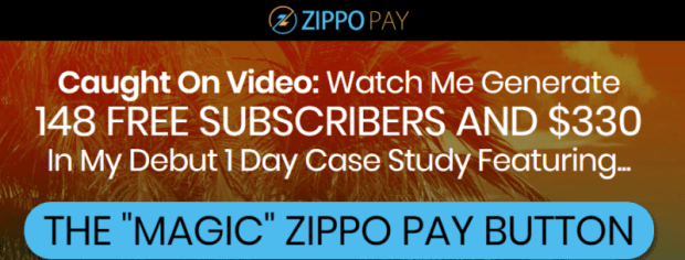 Zippo Pay Payment Button Software by Bryan Winters